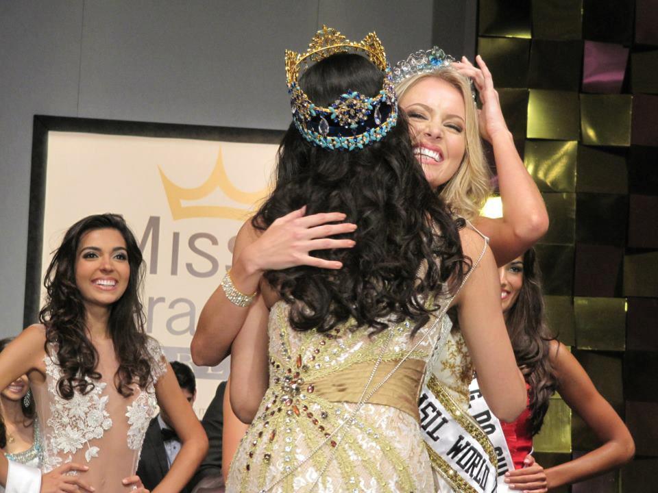 Sancler Frantz - Miss Brasil 2013